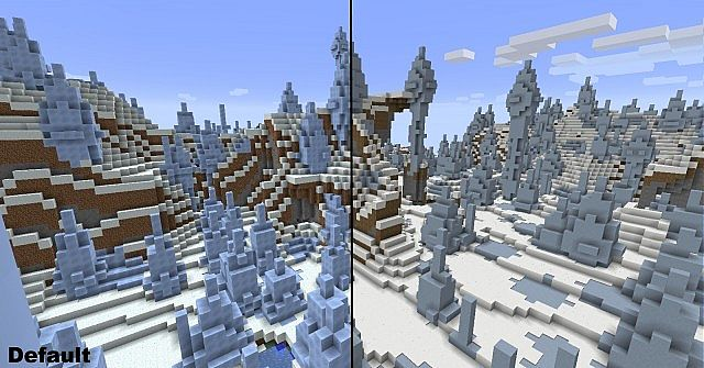 36782  Obsincraft resource pack 5 [1.7.10/1.6.4] [16x] Obsincraft Texture Pack Download