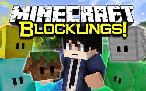 3ac87  Blocklings Mod [1.8] Blocklings Mod Download