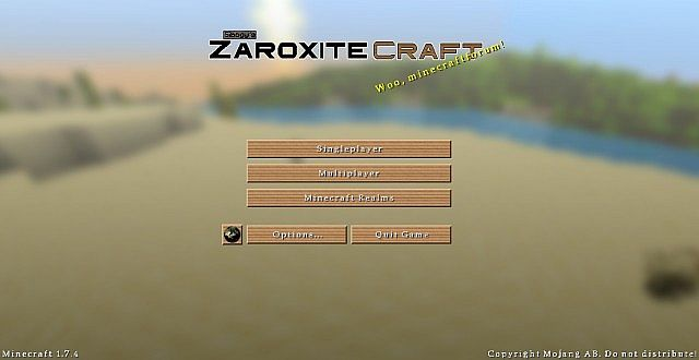 4a128  Zaroxite craft pack 5 [1.9.4/1.8.9] [32x] Sibogy's ZAROXITE Craft Texture Pack Download