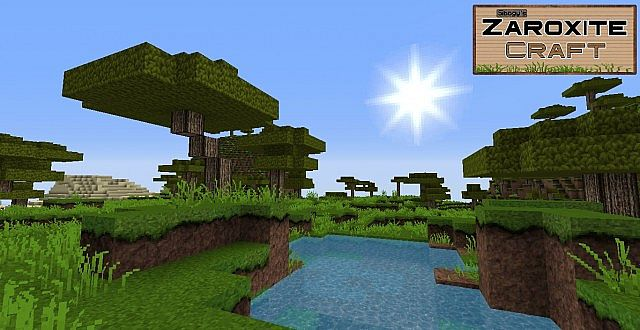 4ebeb  Zaroxite craft pack 1 [1.9.4/1.8.9] [32x] Sibogy's ZAROXITE Craft Texture Pack Download