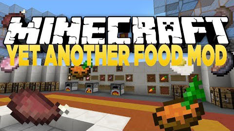 58827  Yet Another Food Mod [1.8.9] Yet Another Food Mod Download