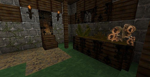 7164c  Moray medieval victorian pack 4 [1.9.4/1.8.9] [32x] Moray Medieval Victorian Texture Pack Download