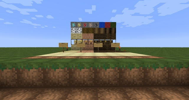 793bb  Affluence resource pack 1 [1.7.10/1.6.4] [16x] Affluence Texture Pack Download