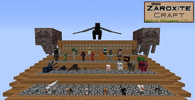 8d7b6  Zaroxite craft pack 10 [1.9.4/1.8.9] [32x] Sibogy's ZAROXITE Craft Texture Pack Download