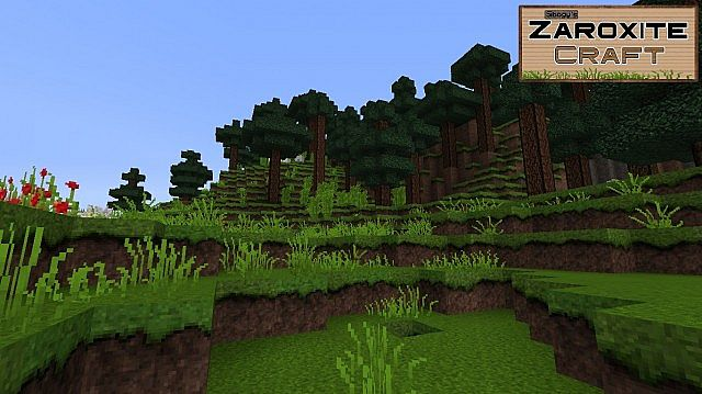 8d7b6  Zaroxite craft pack 11 [1.9.4/1.8.9] [32x] Sibogy's ZAROXITE Craft Texture Pack Download