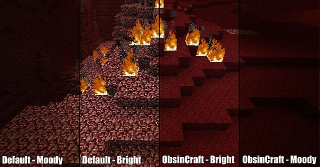 9caf4  Obsincraft resource pack 8 [1.7.10/1.6.4] [16x] Obsincraft Texture Pack Download