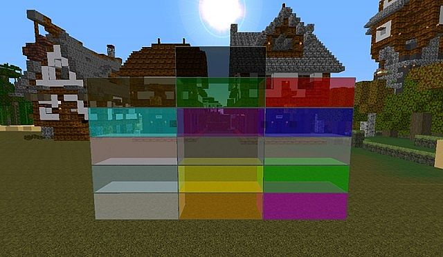 a2de8  Elements resource pack 2 [1.7.10/1.6.4] [64x] Elements Texture Pack Download