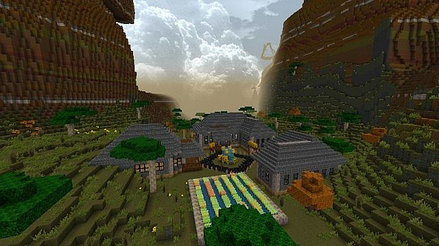 a2de8  Elements resource pack 4 [1.7.10/1.6.4] [64x] Elements Texture Pack Download