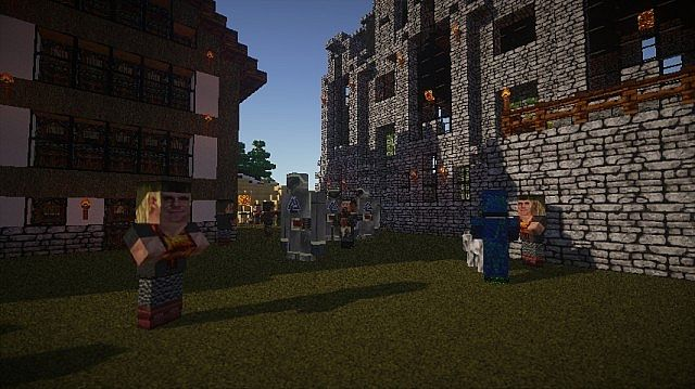 a2de8  Elements resource pack 5 [1.7.10/1.6.4] [64x] Elements Texture Pack Download