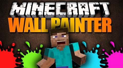 bad61  Wall Painter Mod [1.7.10] Wall Painter Mod Download