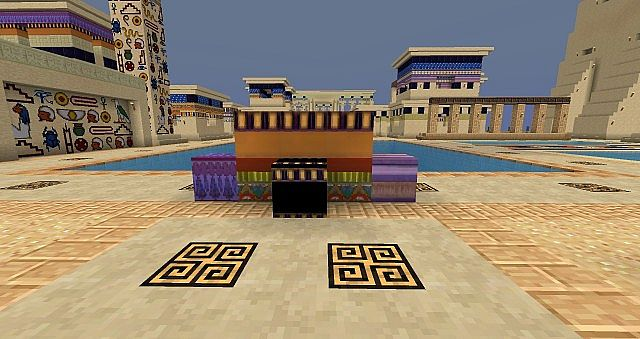 c06b6  Ancient egypt pack 3 [1.7.10/1.6.4] [16x] Ancient Egypt Texture Pack Download