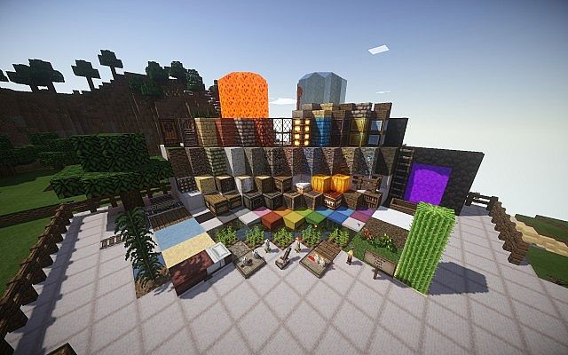 cd401  Malcolinus hd pack 1 [1.7.10/1.6.4] [16x] Malcolinus HD Texture Pack Download