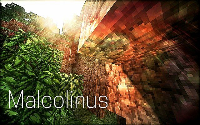 cd401  Malcolinus hd pack [1.7.10/1.6.4] [16x] Malcolinus HD Texture Pack Download