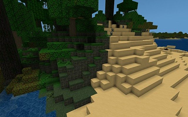 db5a9  Elements resource pack 10 [1.7.10/1.6.4] [64x] Elements Texture Pack Download