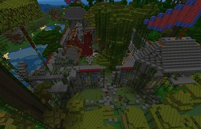 db5a9  Elements resource pack 13 [1.7.10/1.6.4] [64x] Elements Texture Pack Download