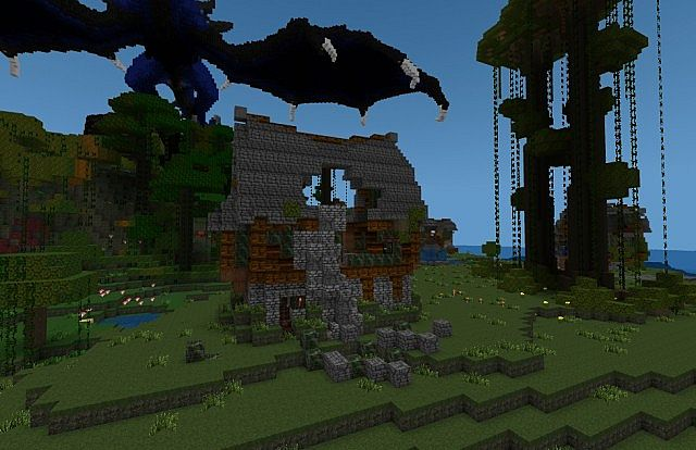 db5a9  Elements resource pack 9 [1.7.10/1.6.4] [64x] Elements Texture Pack Download