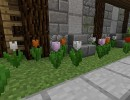 ded01  Default 3D resource pack 41 130x100 [1.11] Fast Leave Decay Mod Download