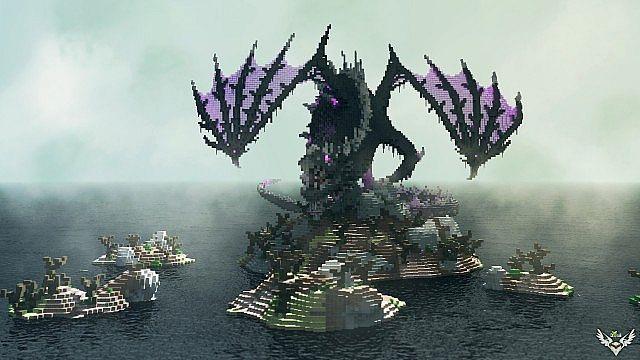 e90dc  Rhaegos Tyth Dragon Map [1.7.10/1.7.2] Rhaegos Tyth Dragon Map Download