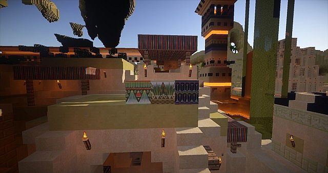 f6580  Ancient egypt pack 9 [1.7.10/1.6.4] [16x] Ancient Egypt Texture Pack Download
