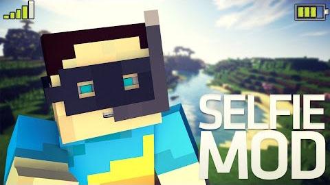 15b33  Selfie Mod [1.7.10] Selfie Mod Download