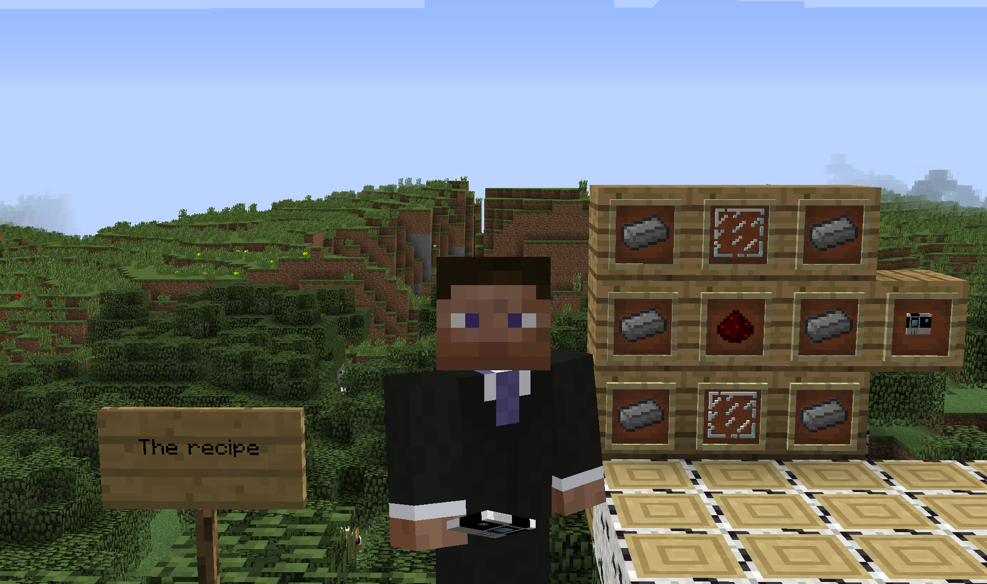 Selfie mod 1. 7. 10 | mods for minecraft.