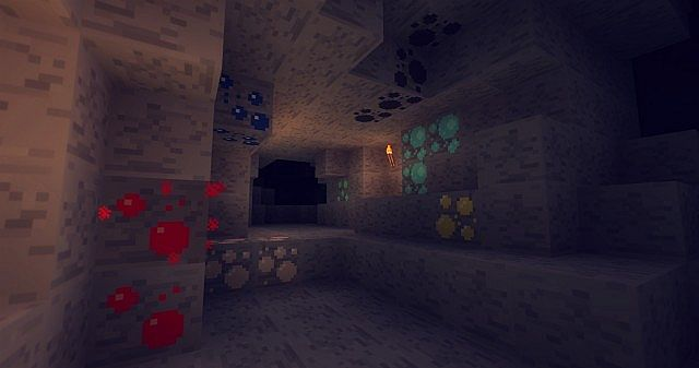 3c227  Modern minimalist resource pack 1 [1.7.10/1.6.4] [16x] Modern Minimalist Texture Pack Download