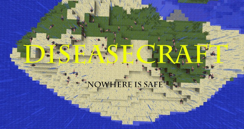 45875  DiseaseCraft Mod 1 [1.9.4] DiseaseCraft Mod Download