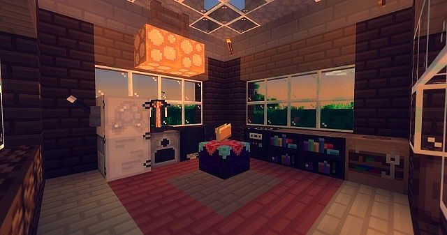 487ae  Modern minimalist resource pack 3 [1.7.10/1.6.4] [16x] Modern Minimalist Texture Pack Download