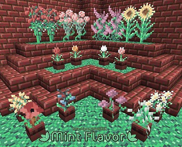 4ec58  Alvorias mint flavor pack 4 [1.9.4/1.8.9] [16x] Alvoria's Mint Flavor Texture Pack Download