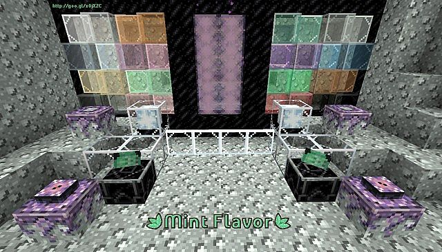 4ec58  Alvorias mint flavor pack 6 [1.9.4/1.8.9] [16x] Alvoria's Mint Flavor Texture Pack Download