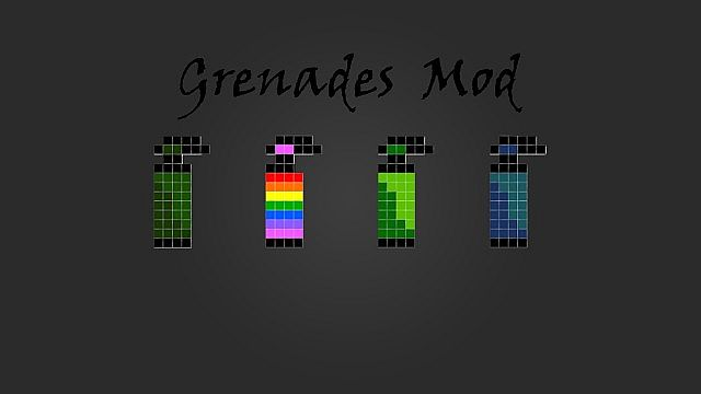 63bb1  Grenades Mod 1 Grenades Screenshots