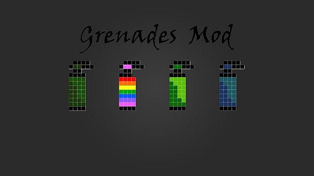 63bb1  Grenades Mod 1 Grenades Screenshots