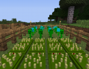 [1.7.10] Plants Vs Zombies: Minecraft Warfare Mod Download