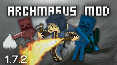 6d748  Archmagus Mod [1.8.9] Archmagus Mod Download