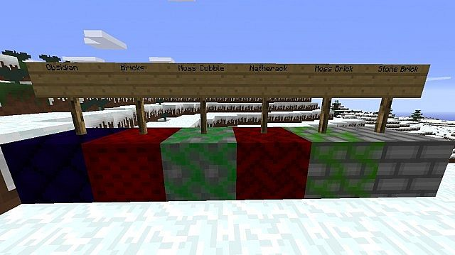 89879  Vividus resource pack 1 [1.7.10/1.6.4] [16x] Vividus Texture Pack Download