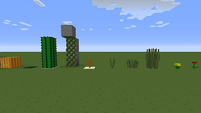 89cf0  Simplejcraft 3d resource pack 7 [1.7.10/1.6.4] [16x] SimpleJCraft 3D Texture Pack Download