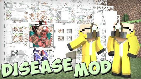 93bff  DiseaseCraft Mod [1.10.2] DiseaseCraft Mod Download
