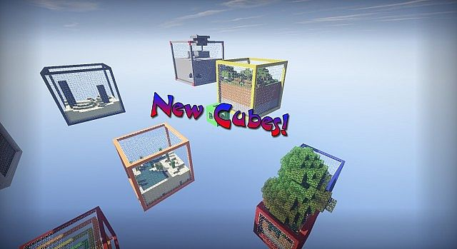 960e7  Sky Cubes Survival Map 2 [1.7.10] Sky Cubes Survival Map Download