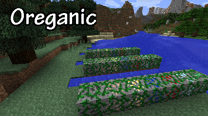 a8fef  Oreganic Mod 1 Oreganic (Growable Ores) Screenshots and Recipes