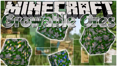 a8fef  Oreganic Mod [1.7.10] Oreganic (Growable Ores) Mod Download