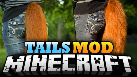 c4a77  Tails Mod [1.9] Tails Mod Download