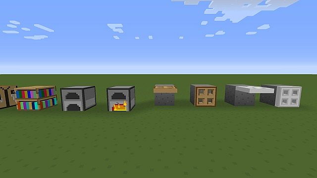 e0394  Simplejcraft 3d resource pack 2 [1.7.10/1.6.4] [16x] SimpleJCraft 3D Texture Pack Download