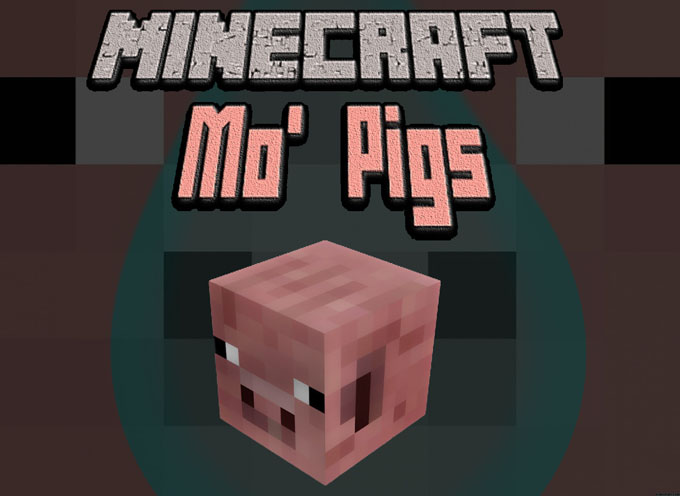 e205f  Mo Pigs Mod [1.7.10] Mo' Pigs Mod Download