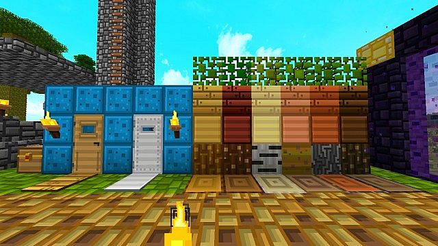 e67c5  Decor resource pack 1 [1.7.10/1.6.4] [32x] Décor Texture Pack Download