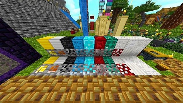 e67c5  Decor resource pack 2 [1.7.10/1.6.4] [32x] Décor Texture Pack Download