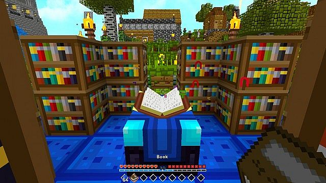 e67c5  Decor resource pack 3 [1.7.10/1.6.4] [32x] Décor Texture Pack Download