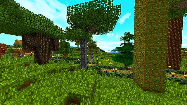 e67c5  Decor resource pack 4 [1.7.10/1.6.4] [32x] Décor Texture Pack Download