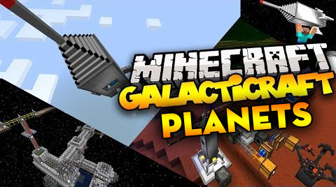 fe00d  Galacticraft Planets Mod [1.8.9] Galacticraft Planets Mod Download