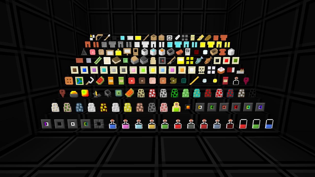0b4de  Ottiecraft resource pack 4 [1.9.4/1.8.9] [16x] OttieCraft Texture Pack Download