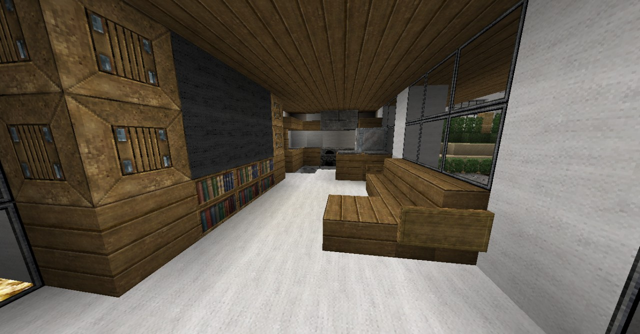 2011 11 30 225454 919672 Minecraft Modern House Map Download